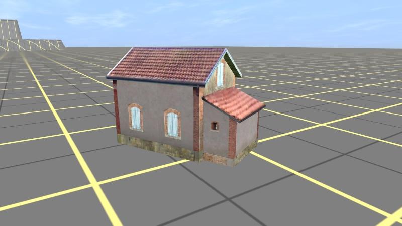 Construire un bâtiment de A à Z : une maison de garde-barrières Giraud13
