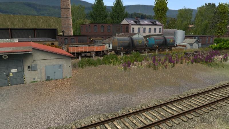 Une petite gare  Giraud31