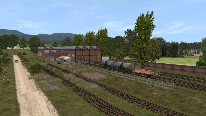 Une petite gare  Giraud32