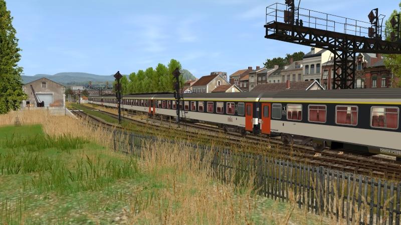 Une petite gare  Giraud37