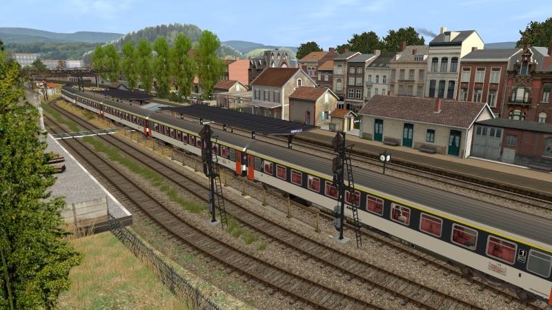 Une petite gare  Giraud39