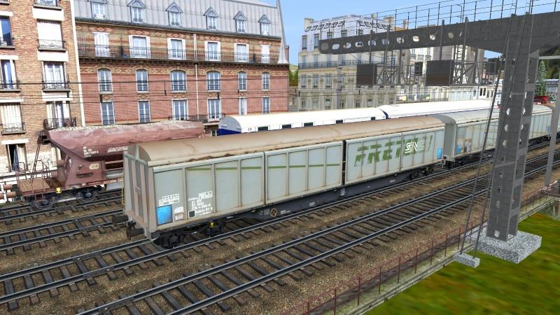 Wagon Habils SNCF FRET Giraud46