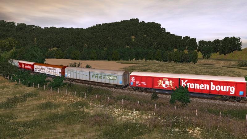 Wagon Habils SNCF FRET Giraud50