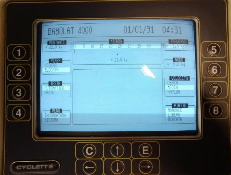 Babolat 4001 - Incordatrice 110