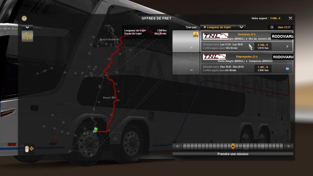 FPTrans Brésil. Eurot204
