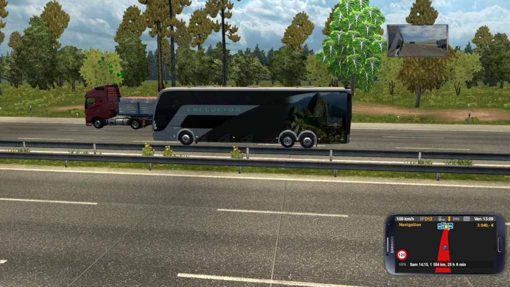 FPTrans Brésil. Eurot225