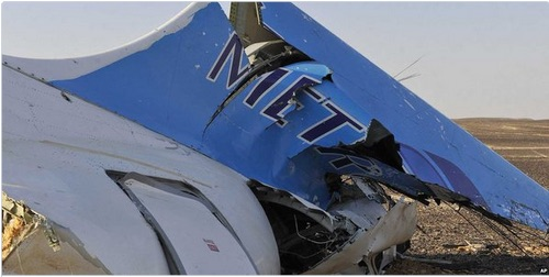 Crash 7K9268  A321 Metrojet/Kogalymavia  7k926810
