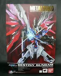 Cerco Gundam seed Destiny Metal build Images10