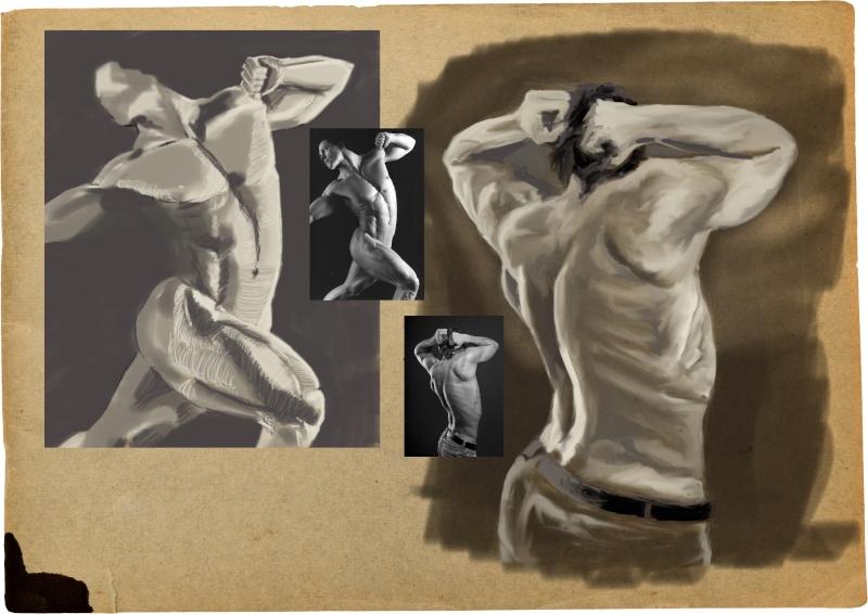 l'atelier de ben (TEAM10KH) - Page 3 Etudes10