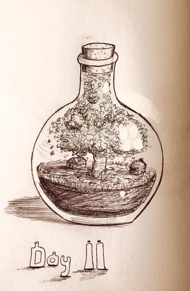 [defis] Inktober 2015 - Page 4 Ink1110