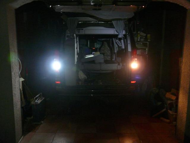 Tuto démontage de plafonnier avant Viano (face lift) P1090410