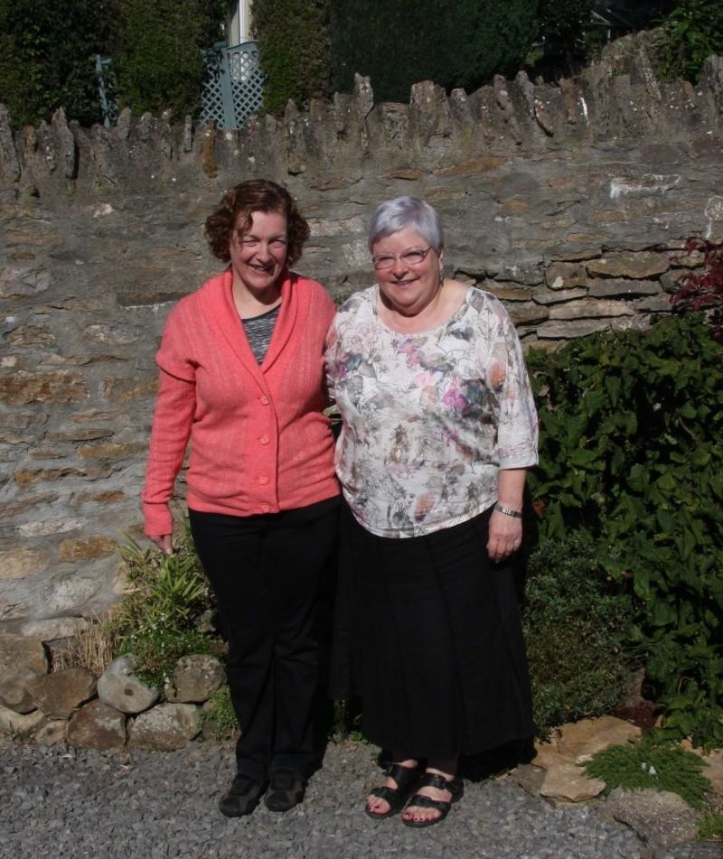 Alison and Paul's visit Alison10