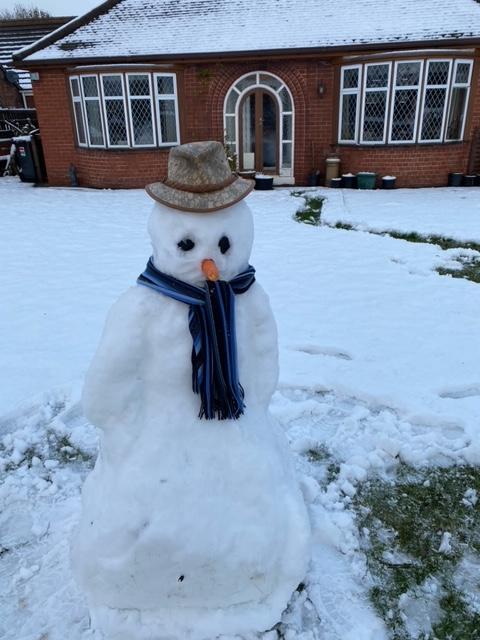 Snowman Mickss10