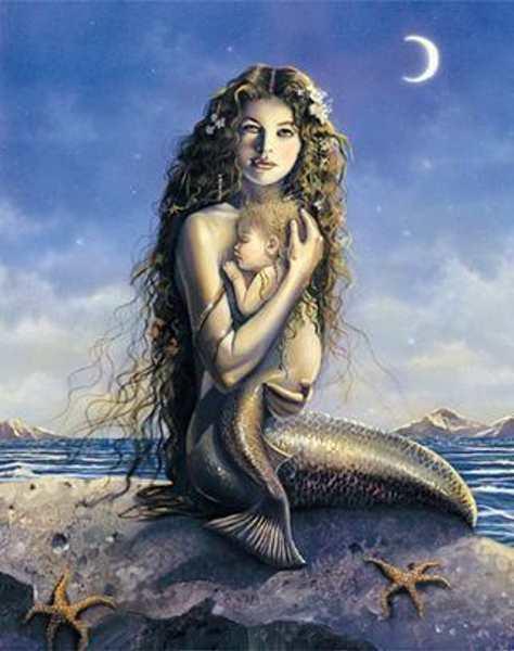 Ô Filles de l'Eau - Page 2 Sirene10