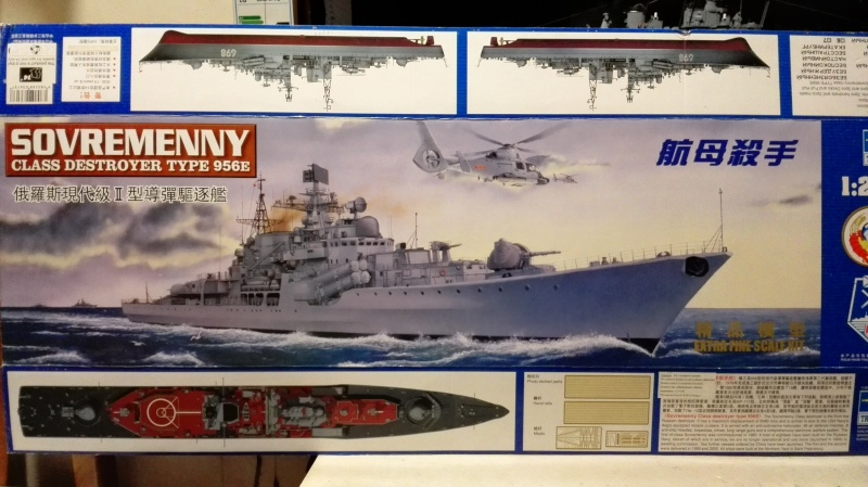 Sovremmeny Class Destroyer Type 956E a 1/200 de Trumpeter Ref.3613 Img_2011