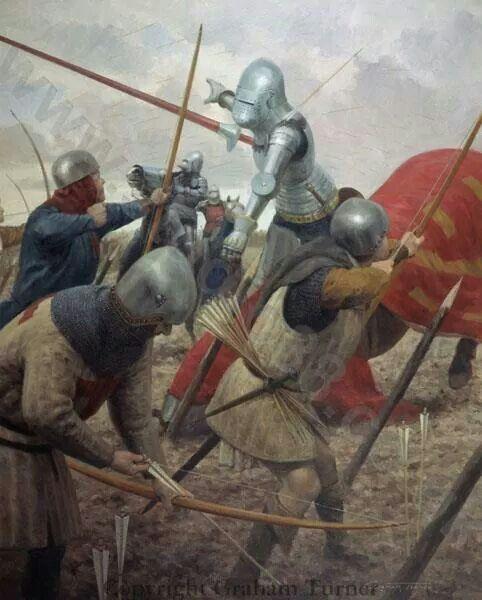 Bataille Azincourt 25 octobre 1415 2b49f911