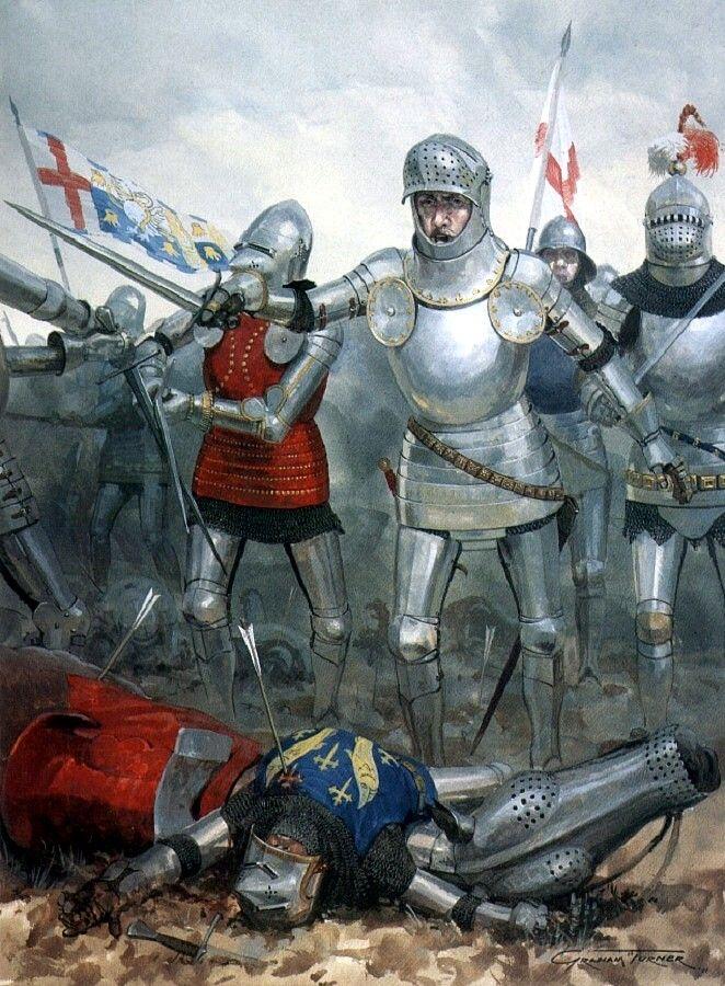 Bataille Azincourt 25 octobre 1415 3f99f011