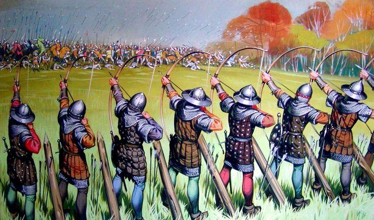Bataille Azincourt 25 octobre 1415 5923c511
