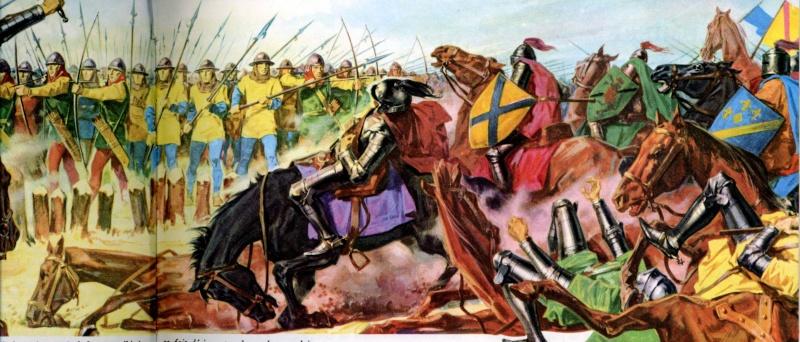 Bataille Azincourt 25 octobre 1415 Page0411