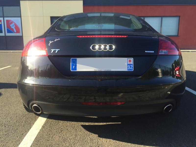 My Audi TT 3.2 8J Arriyr10