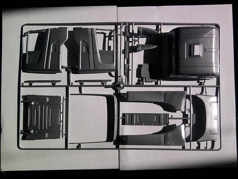 Italeri Scania R730 V8 Streamline 1:24 12_10