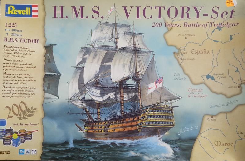 H.M.S. Victory Trilogie, ein Langzeit und Großprojekt.... Comp_228