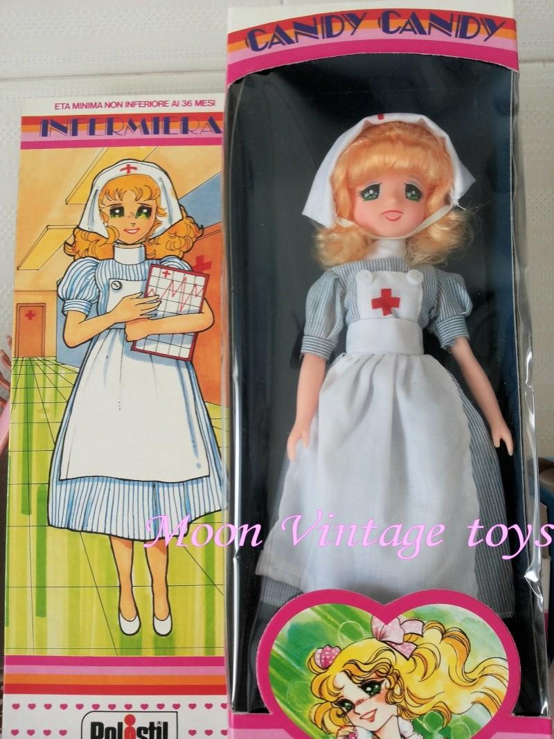 [VENDO] Candy Candy infermiera bambola Polistil 1981 RARA NUOVA PREZZO SCONTATO 20140610