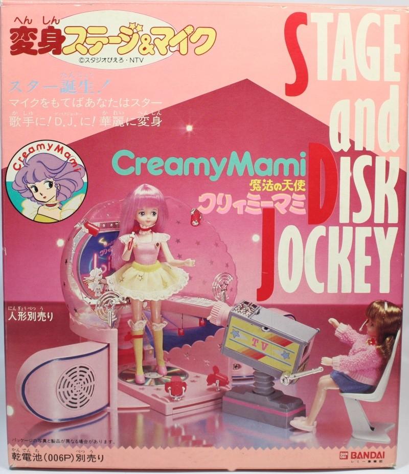 [VENDO] Creamy Mami Incantevole Creamy palco stage Bandai 1983 Vintage NUOVO RARO S8024910