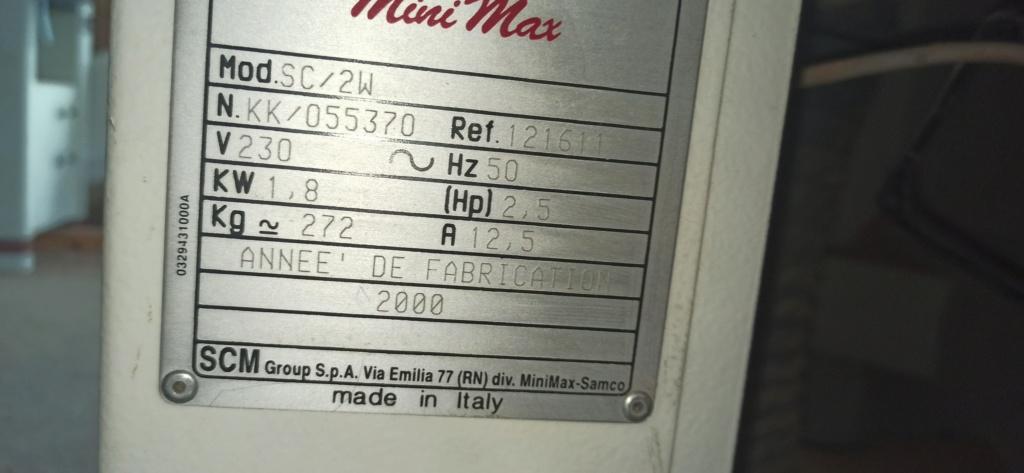 panne minimax SC 2 W Img_2012