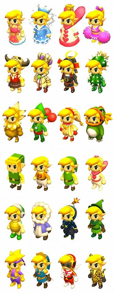 The Legend of Zelda: Triforce Heroes 11225711