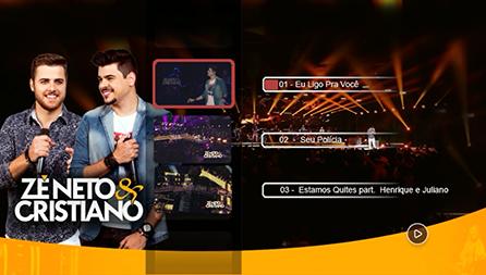 Zé Neto & Cristiano Ao Vivo Em São Jose Rio Preto DVD-R Ze2bne10