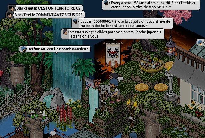 [Intervention Raid] Clan Sing du Crime-Syndicate Tir10