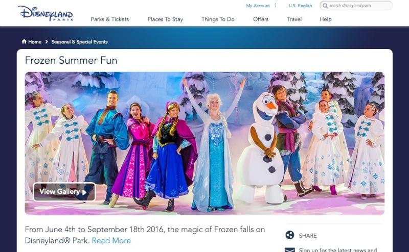 [Saison] La Fête Givrée - Frozen Summer Fun (du 4 juin au 18 septembre 2016) - Page 35 Image30
