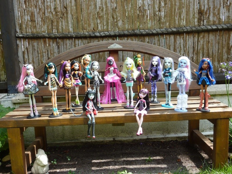 Mes Monster High (nouvelles photos) P1030011