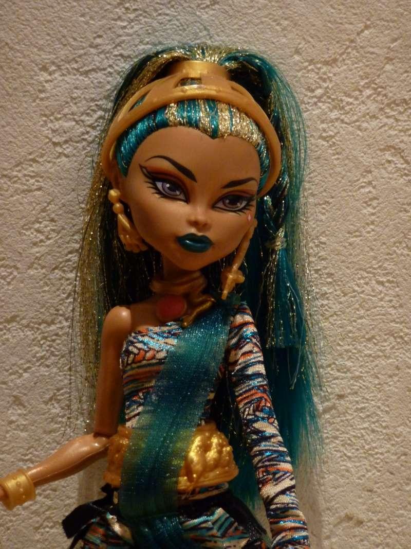 Mes Monster High (nouvelles photos) P1050411