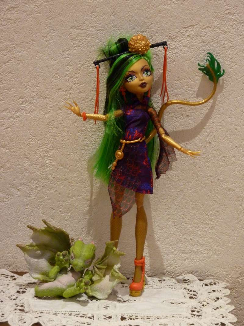 Mes Monster High (nouvelles photos) P1050416
