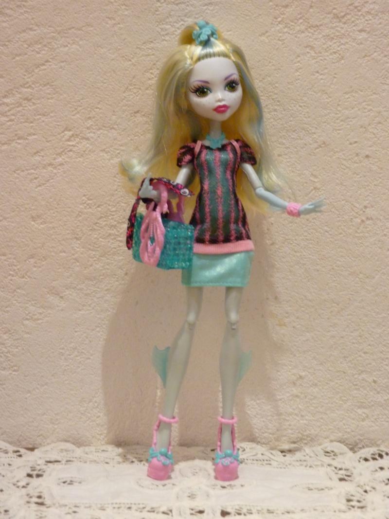 Mes Monster High (nouvelles photos) P1050419
