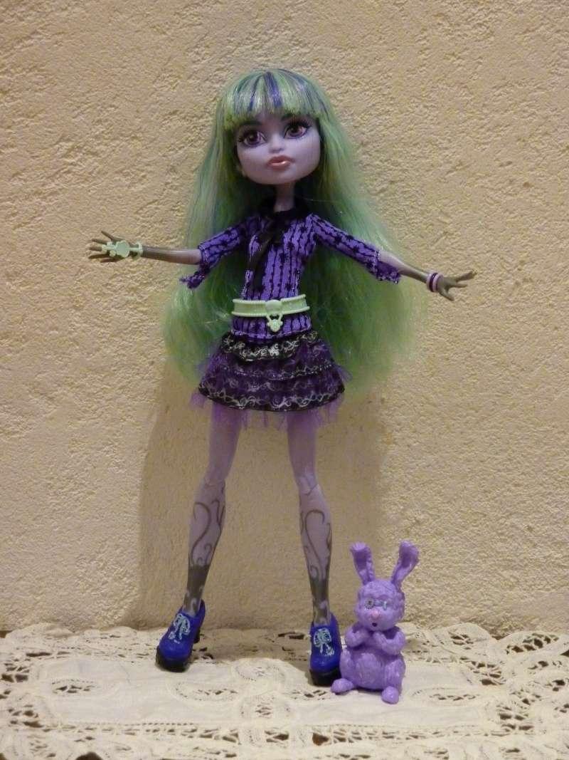 Mes Monster High (nouvelles photos) P1050420