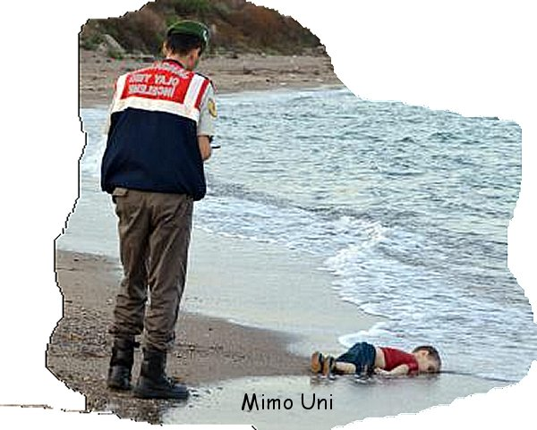 Adieu au Fils de Rayhana , l'enfant noyé sur plage Turk Ibn_ra10
