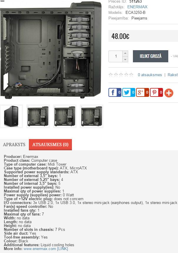 Personala datora izvele Bandic32