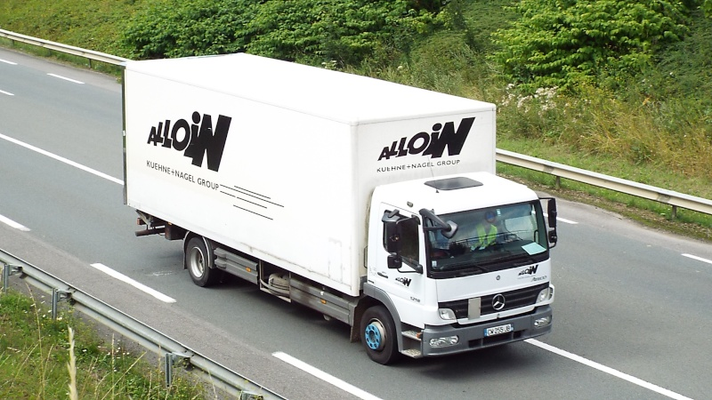 Transports Alloin  (Groupe Kuehne & Nagel) (69) - Page 6 Dscf4740