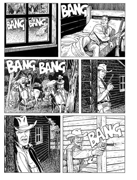 La giustizia di Tex (Maxi Tex n.19) 14410011