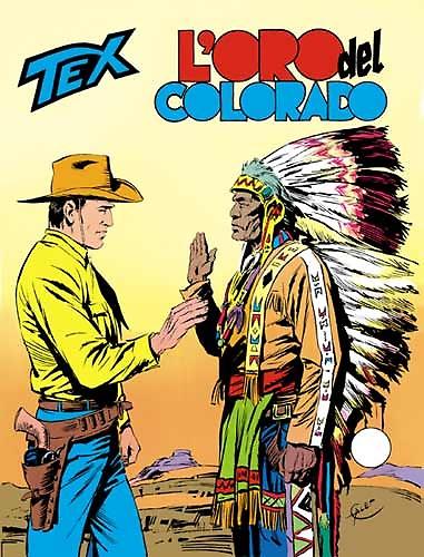 L'oro del Colorado (201/202) 20110