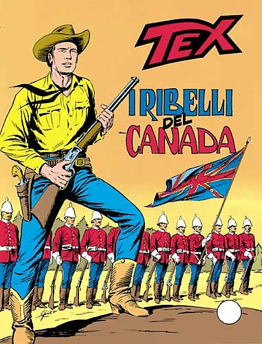 I ribelli del Canada (203/204/205/206/207) 20410