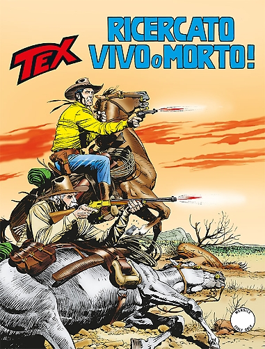 Ricercato vivo o morto!  (661) Tex66110