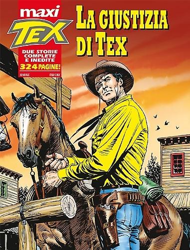 La giustizia di Tex (Maxi Tex n.19) Texmax11