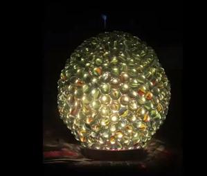Como hacer una lampara con canicas Captur10