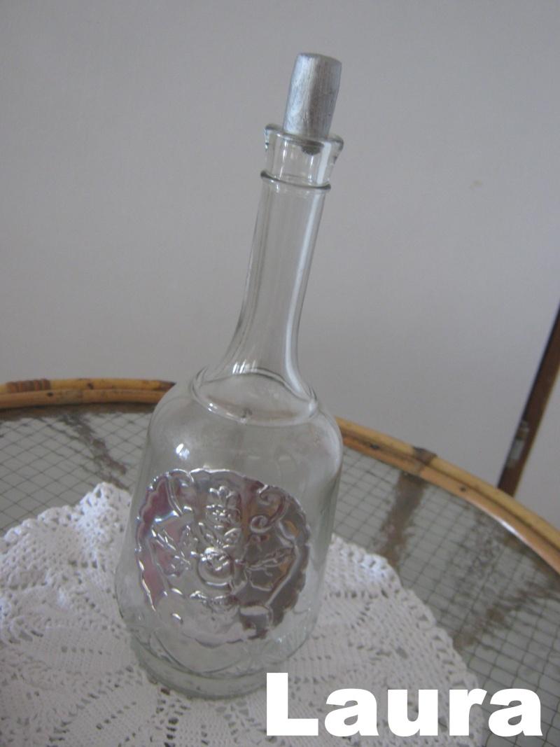 Repujado para decorar una botella de vino Img_2512