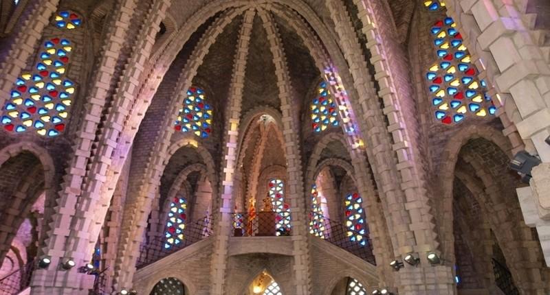 SALIDA (CAT): Santuario de Montferri. 25 Octubre 2015  Montfe11