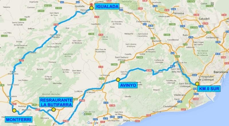 SALIDA (CAT): Santuario de Montferri. 25 Octubre 2015  Montfe13
